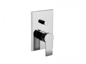 Paffoni Tango single lever shower tap with diverter TA015CR