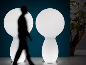 Plust Trim indoor and outdoor floor lamp 8253