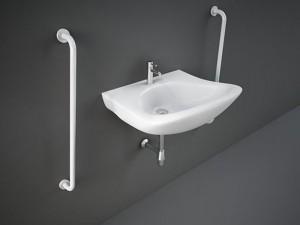 Rak Bella disabled wall sink BEWB00001