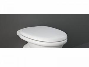 Rak Karla simple toilet seat KASC00004