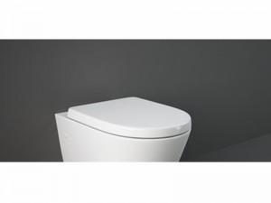 Rak Resort simple toilet seat TQSC00001