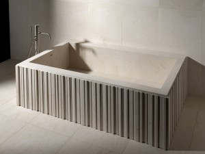 Salvatori Ishiburo freestanding hot tub ISV