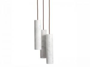 Salvatori Silo Trio ceiling lamp SILOTR