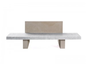 Salvatori Span Outdoor bench SPPC