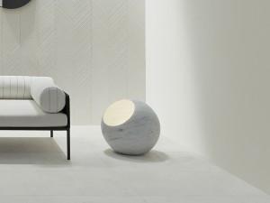 Salvatori Urano table and floor lamp URANO30