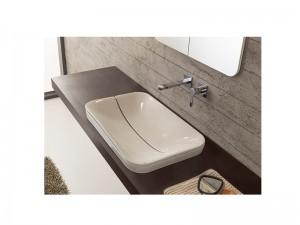 Scarabeo Mizu built-in sink 9004
