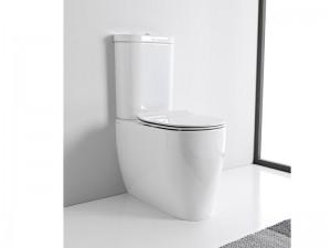 Scarabeo Moon monoblock toilet 5126CL-5527