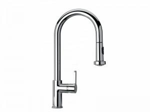 Schock Aquaalto Con Doccia single lever kitchen tap SXALTD
