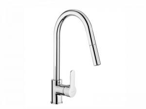 Schock Aquamoon single lever kitchen tap SXMOON
