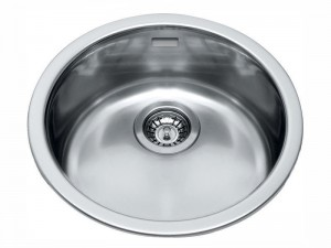 Schock Classic R100 rounded kitchen sink CLAR100