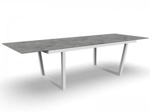 Talenti Alabama Alu outdoor table 220x100cm ALAALUTP220B