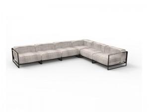 Talenti Casilda fabric modular sofa CASIMOD.PLUS