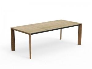 Talenti Cleo Teak dining table CLETP