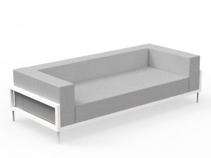 Talenti Cleo Alu outdoor sofa CLEALUDIVB