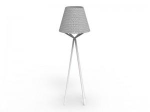 Talenti Cleo Alu outdoor floor lamp CLEALUL01G