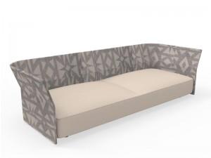 Talenti Cliff Decò fabric sofà CLIDIV3-T