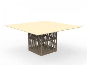 Talenti Cliff Decò dining table CLITP150