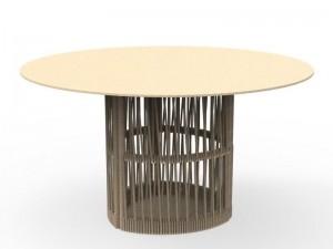 Talenti Cliff Decò dining table CLITPD140