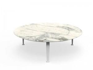 Talenti Cruise Alu round coffee table CRUALUTCT120