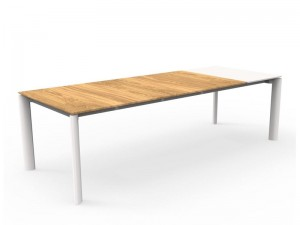 Talenti Domino extensible dining table DOMTP200