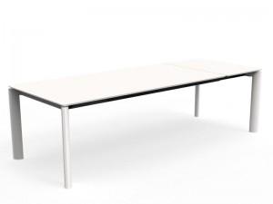 Talenti Milo outdoor extendable table MLOTPALU200BI