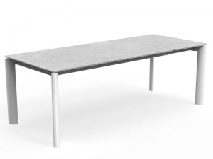 Talenti Milo outdoor extendable table MLOTPCER160BI