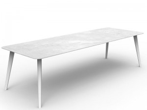 Talenti Moon Alu outdoor extendable table MONALUTP240B