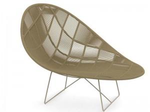 Talenti Panama outdoor living armchair PANLIVREXTO