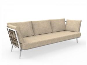 Talenti Soho outdoor 3 seats sofa SODIV3PB