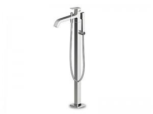 Zucchetti Jingle floor hot tub tap with handshower ZIN622