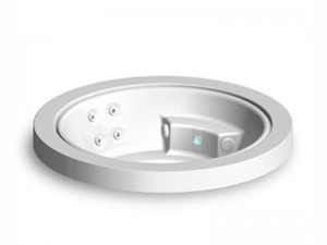 Zucchetti Kos Minipool drop in hydromassage spa