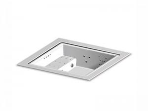 Zucchetti Kos Quadrat Standard Full Optional drop in hydromassage spa